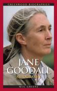 Jane Goodall: A Biography (Greenwood Biographies)