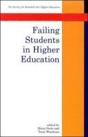 Failing Students in Higher Education - Peelo