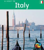 Italy - Bell, Rachael