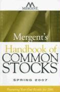 Mergent's Handbook of Common Stocks