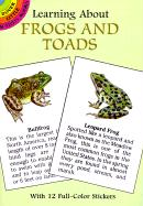 Learning about Frogs and Toads - Barlowe, Sy