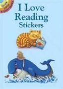 I Love Reading Stickers