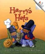 Harry's Hats - Tompert, Ann