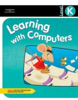 Learning with Computers Level K - Trabel, Diana; Hoggatt, Jack