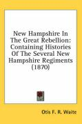 New Hampshire in the Great Rebellion: Containing Histories of the Several New Hampshire Regiments (1870) - Waite, Otis F. R.