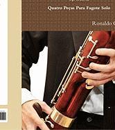 Four Pieces for Solo Bassoon - Cadeu, Ronaldo
