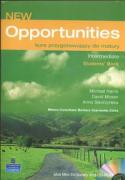 Opportunities New Intermediate Students Book z plyta CD - Harris, Michael Mower David Sik