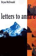 Letters to Anna E - McDonald, Bryan