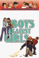 Boys Against Girls - Naylor, Phyllis Reynolds