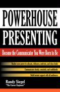 Powerhouse Presenting - Siegel, Randy