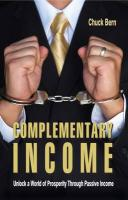 Complementary Income - Bern, Chuck