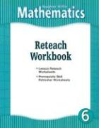 HM Mathematics Reteach Workbook Grade 6