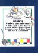 Georgia Native Americans - Marsh, Carole