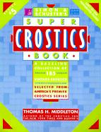 Simon & Schuster Super Crostics Book #5 - Middleton, Thomas H.