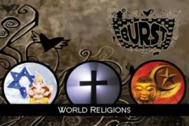 Burst - World Religions: Pkg 5 Student Booklets - Rhodes, Danny