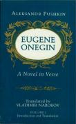 Eugene Onegin: A Novel in Verse: Text (Bollingen Series)
