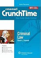 Emanuel Crunchtime: Criminal Law - Emanuel, Steven