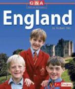 England: A Question and Answer Book - Dahl, Michael