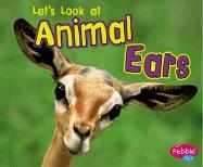 Let's Look at Animal Ears - Perkins, Wendy