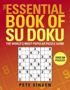 The Essential Bk of Su Doku - Sinden, Pete