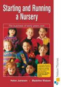 Starting and Running a Nursery - Jameson, H