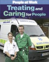 Treating and Caring for People - Champney, Jan