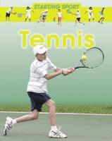 Tennis - Hunter, Rebecca