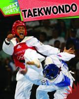 Tae Kwon Do - Mason, Paul