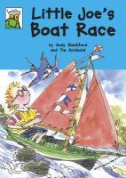 Little Joe's Boat Race. by Andy Blackford - Blackford, Andy