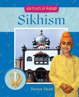 Sikhism - Head, Honor