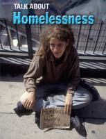 Homelessness - Stearman, Kaye