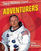 Adventurers - Bingham, Jane