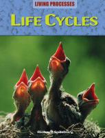 Life Cycles - Spilsbury, Richard