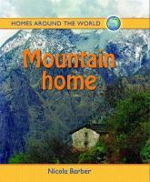 Mountain Home - Barber, Nicola