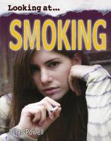 Smoking - Powell, Jilian