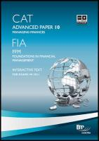 Acca - F2: Management Accounting: Study Text - BPP Learning Media