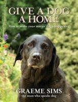 Give a Dog a Home - Sims, Graeme