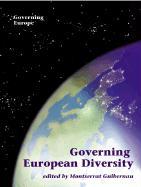 Governing European Diversity - Buibernau, Montserrat