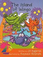 The Island of Wingo - Eggleton, Jill
