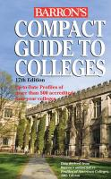 Compact Guide to Colleges