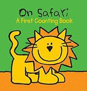 On Safari: A First Counting Book - Clough, Julie