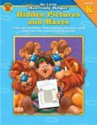 Hidden Pictures and Mazes - Douglas, Vincent; Smith, Marjorie M.; School Specialty Publishing