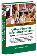 College Financing Information for Teens: Tips for a Successful Financial Life