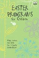 Easter Programs for Children