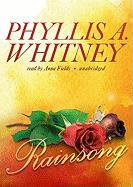 Rainsong - Whitney, Phyllis A.