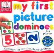 My First Picture Dominoes - Dorling Kindersley Publishing