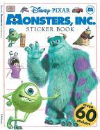 Monsters, Inc. Sticker Book