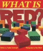 What Is Red? - Cartwright, Pauline
