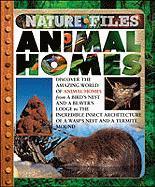 Animal Homes (Nature Files) - Ganeri, Anita