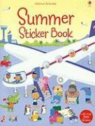 Summer Sticker Book [With 500+ Stickers] - Watt, Fiona
